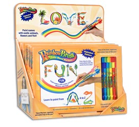 Your complete source of wholesale arts and crafts distributor for rainbow art, craft supply and educational toys